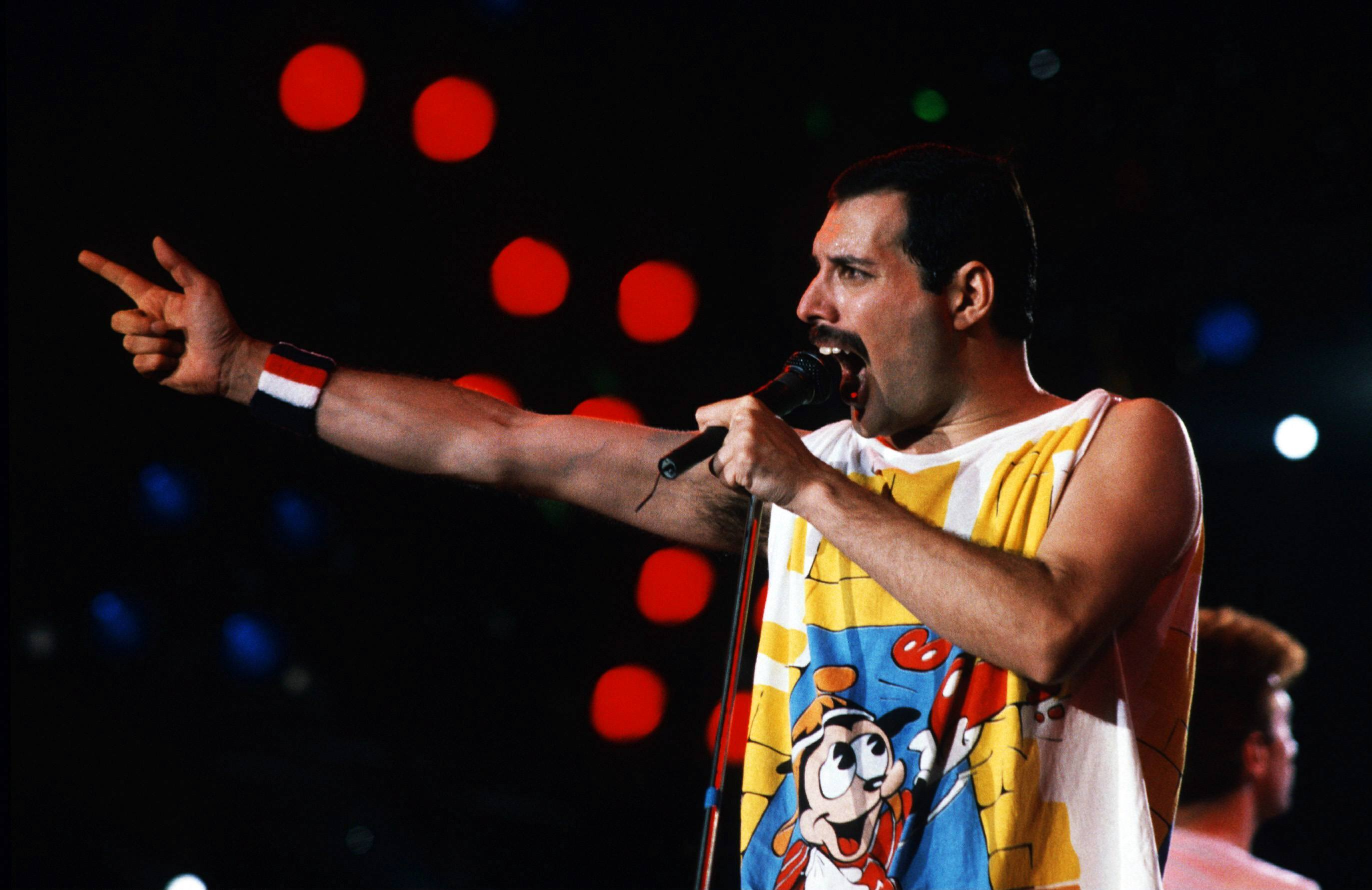 Freddie Mercury Queen Start You Up 30 Things You Didn't Know About Freddie Mercury
