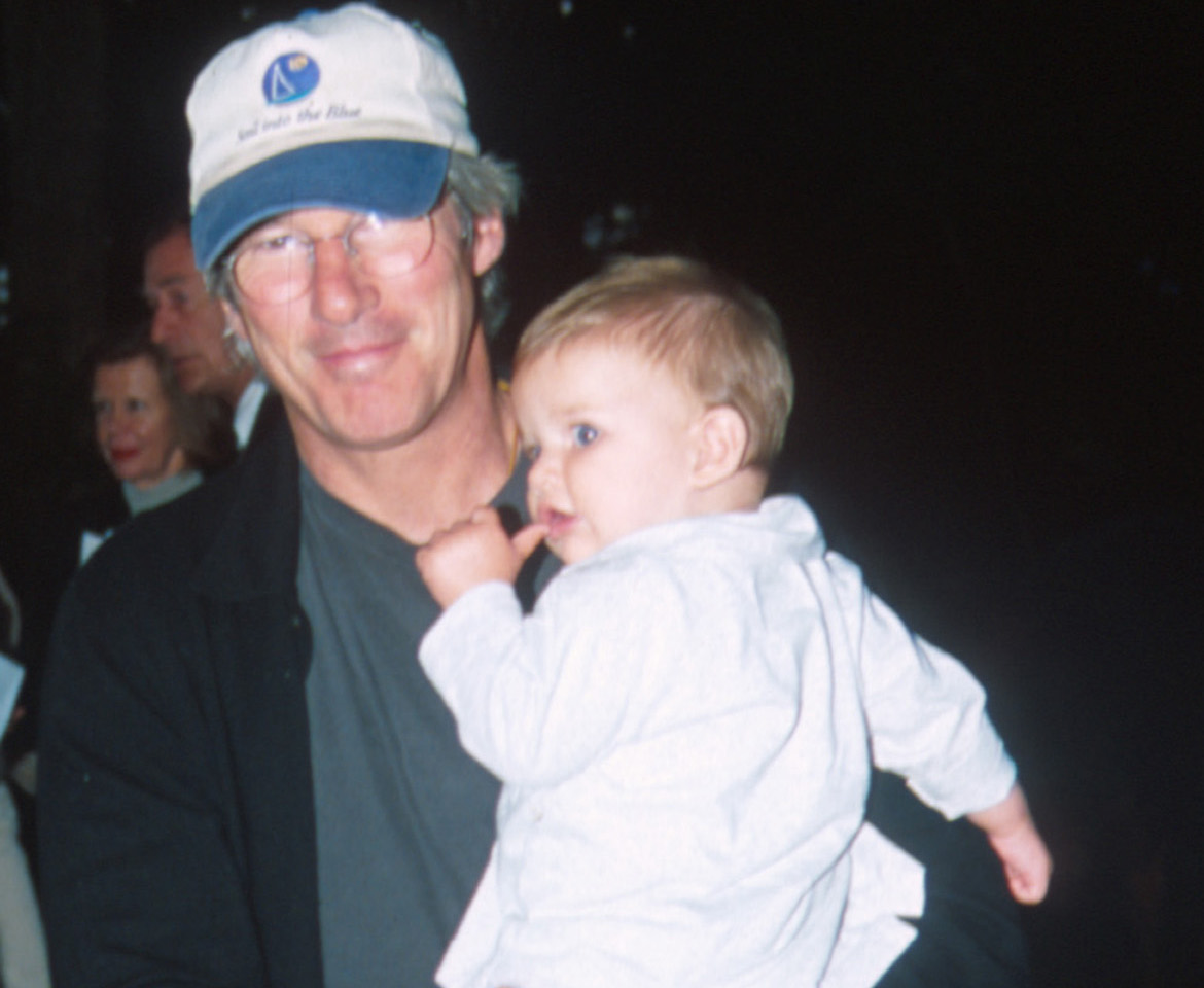 GettyImages 72341372 20 Things You Didn't Know About Richard Gere