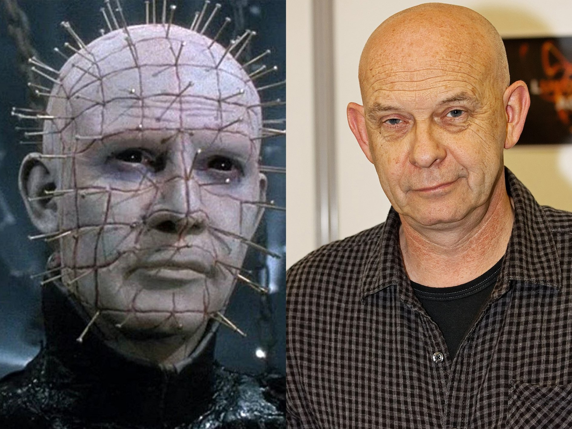 Hellraiser Pinhead Doug Bradley These 10 Frightening Facts About Hellraiser Will Tear Your Soul Apart