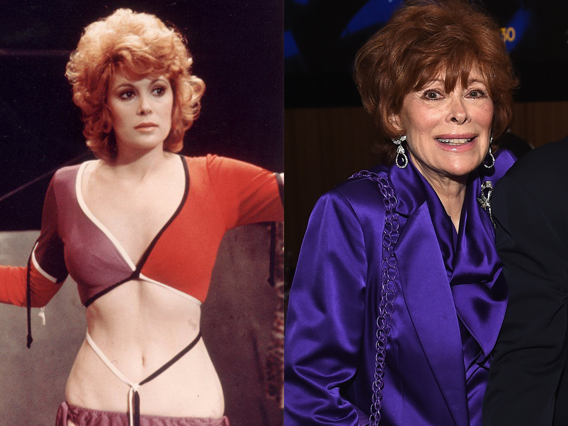 Jill St John Diamonds are Forever What Your Favourite Bond Girls Look Like Now