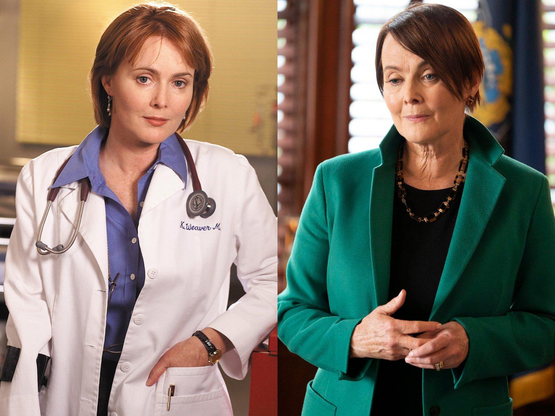 Laura Innes ER Where Are The Cast Of ER Now?