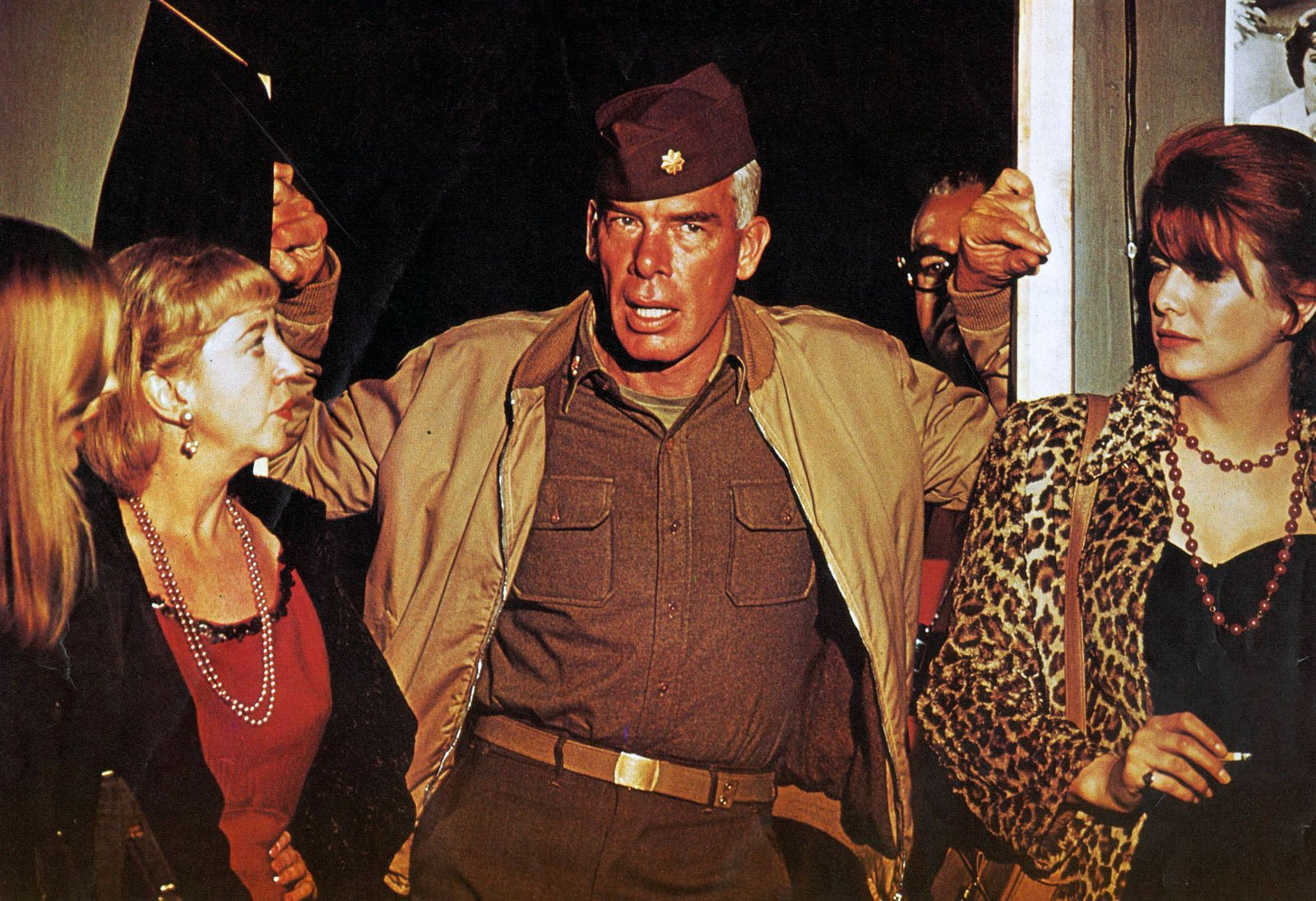 Lee Marvin The Dirty Dozen Robert Aldrich Blake's 7: 10 Things You Never Knew About The Classic Sci-Fi TV Show