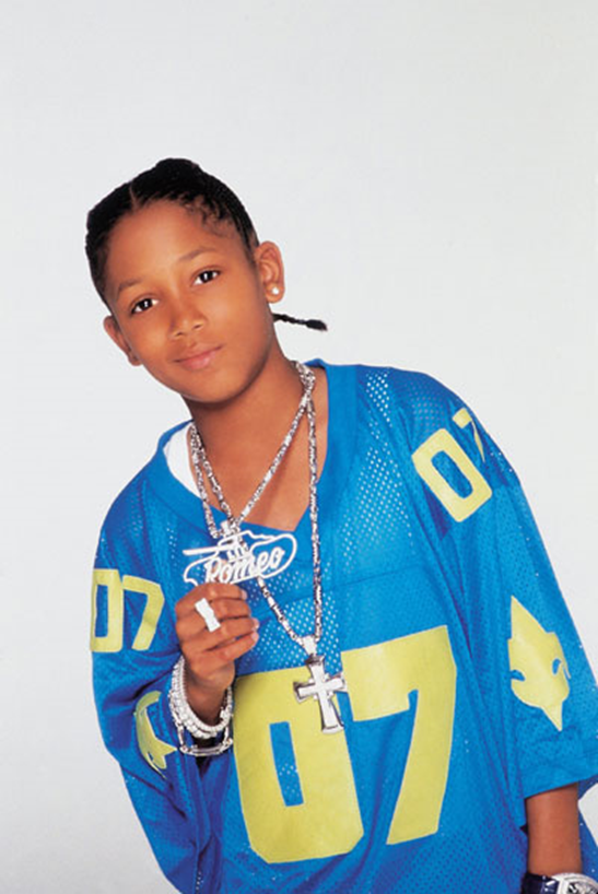 Lil Romeo Remember Cherie Johnson From Family Matters? Check Her Out Now!