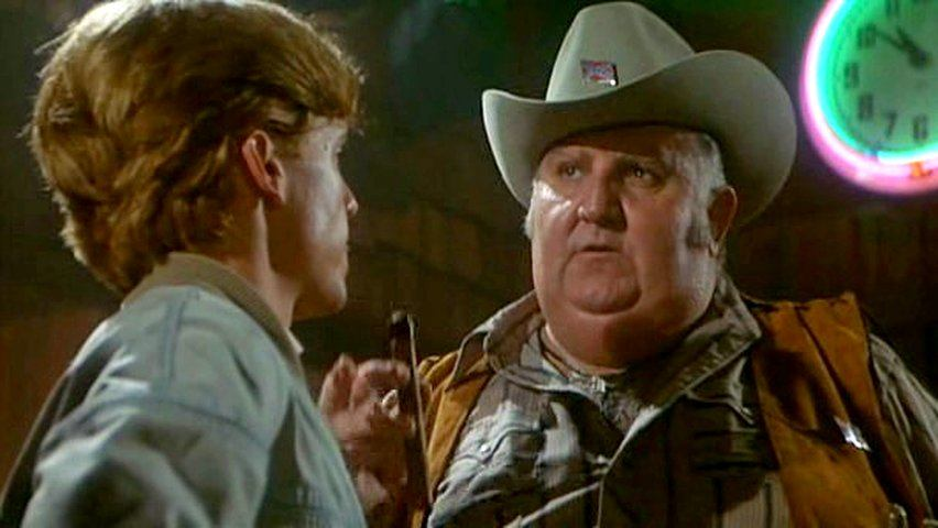 The Sheriff from Porky's