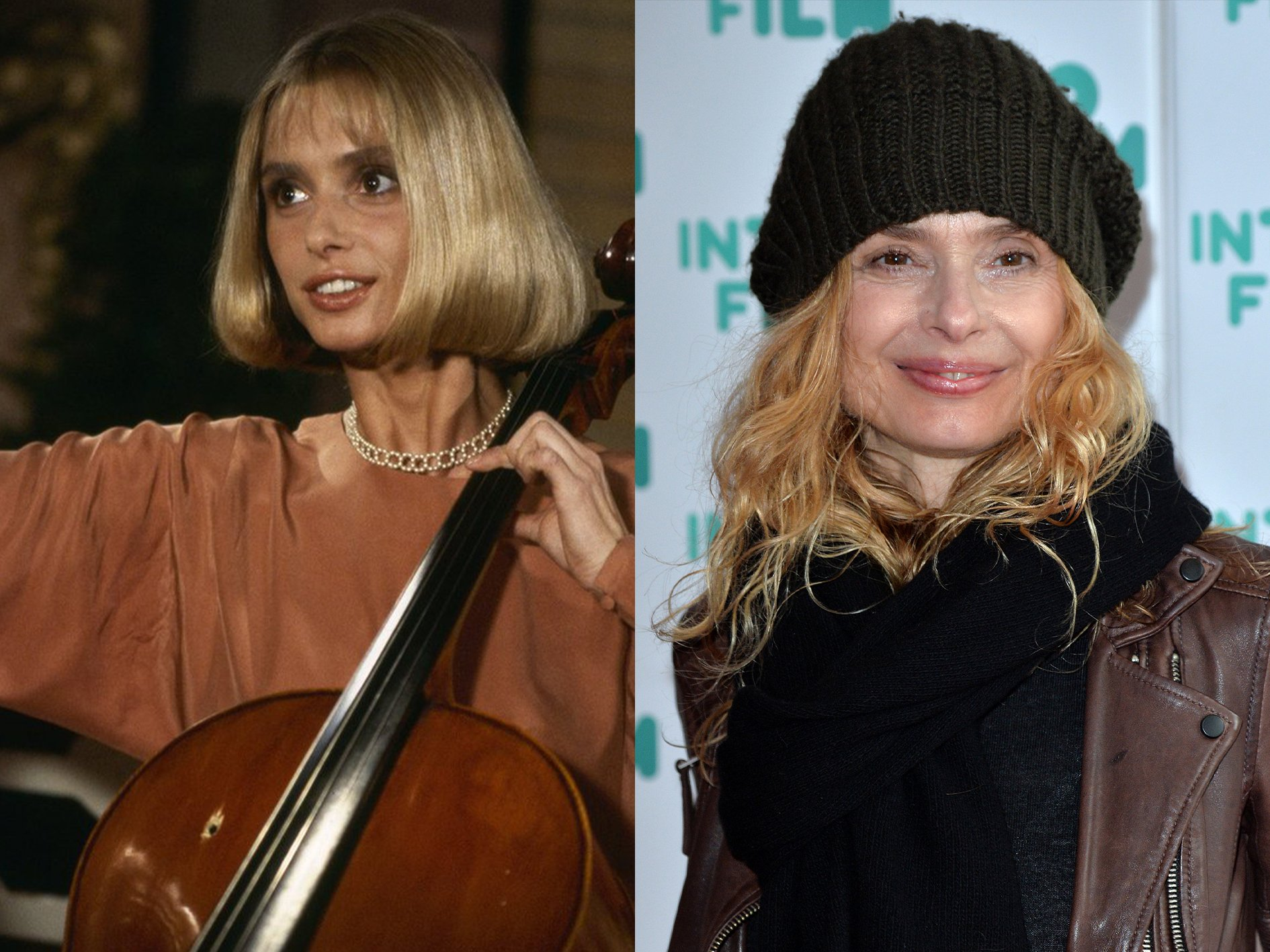 Maryam dAbo Living Daylights What Your Favourite Bond Girls Look Like Now
