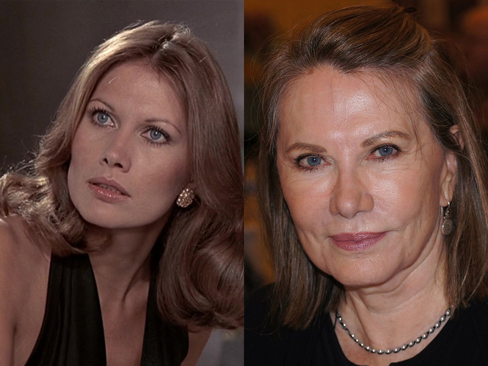 Maud Adams What Your Favourite Bond Girls Look Like Now