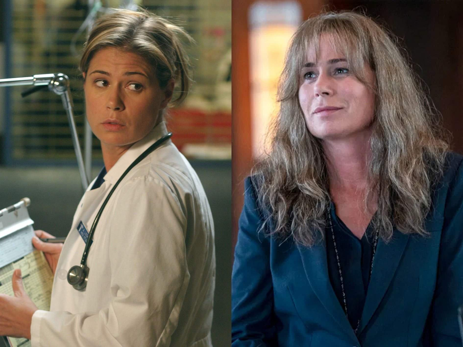 Maura Tierney ER Where Are The Cast Of ER Now?