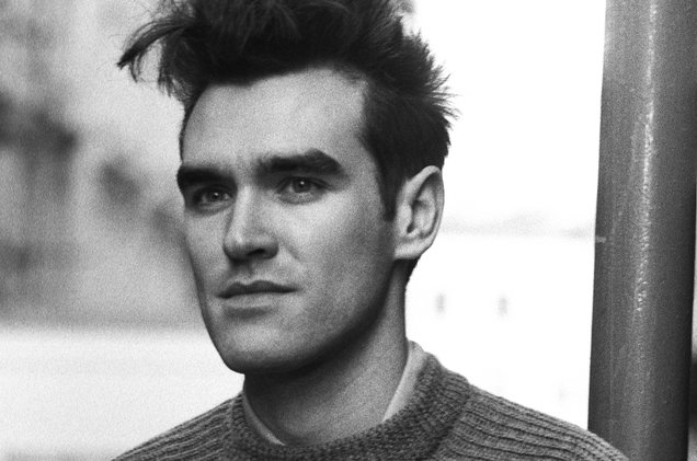 Morrissey 1980s portrait bw billboard 1548 20 Things You Never Knew About Coronation Street
