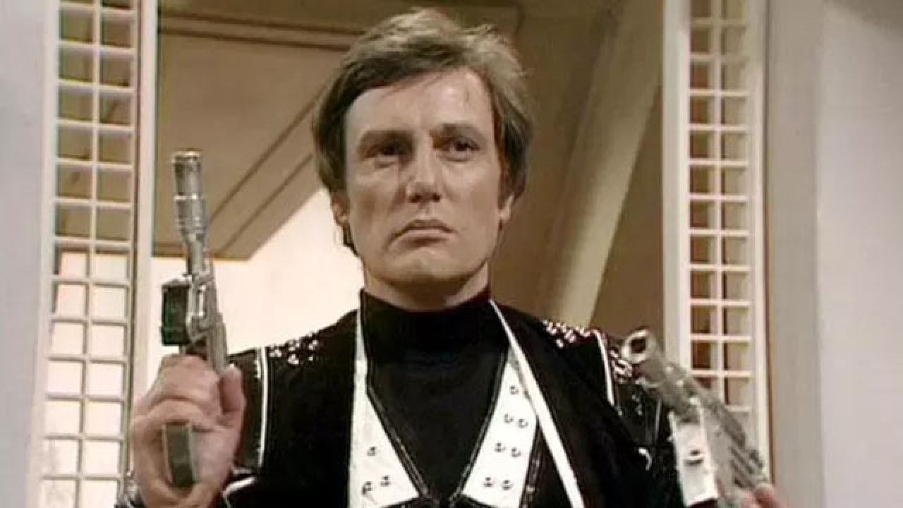 Paul Darrow in Blakes 7 1280x720 1 Blake's 7: 10 Things You Never Knew About The Classic Sci-Fi TV Show