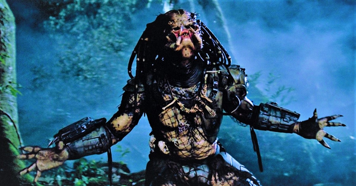 Predator 1 10 Of The Biggest Marmite Films Of The 1980's