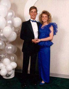 Rare Celebrity Photos 69 Matthew McConaughey at his high school prom 20 Rare Celebrity Photos You've Never Seen