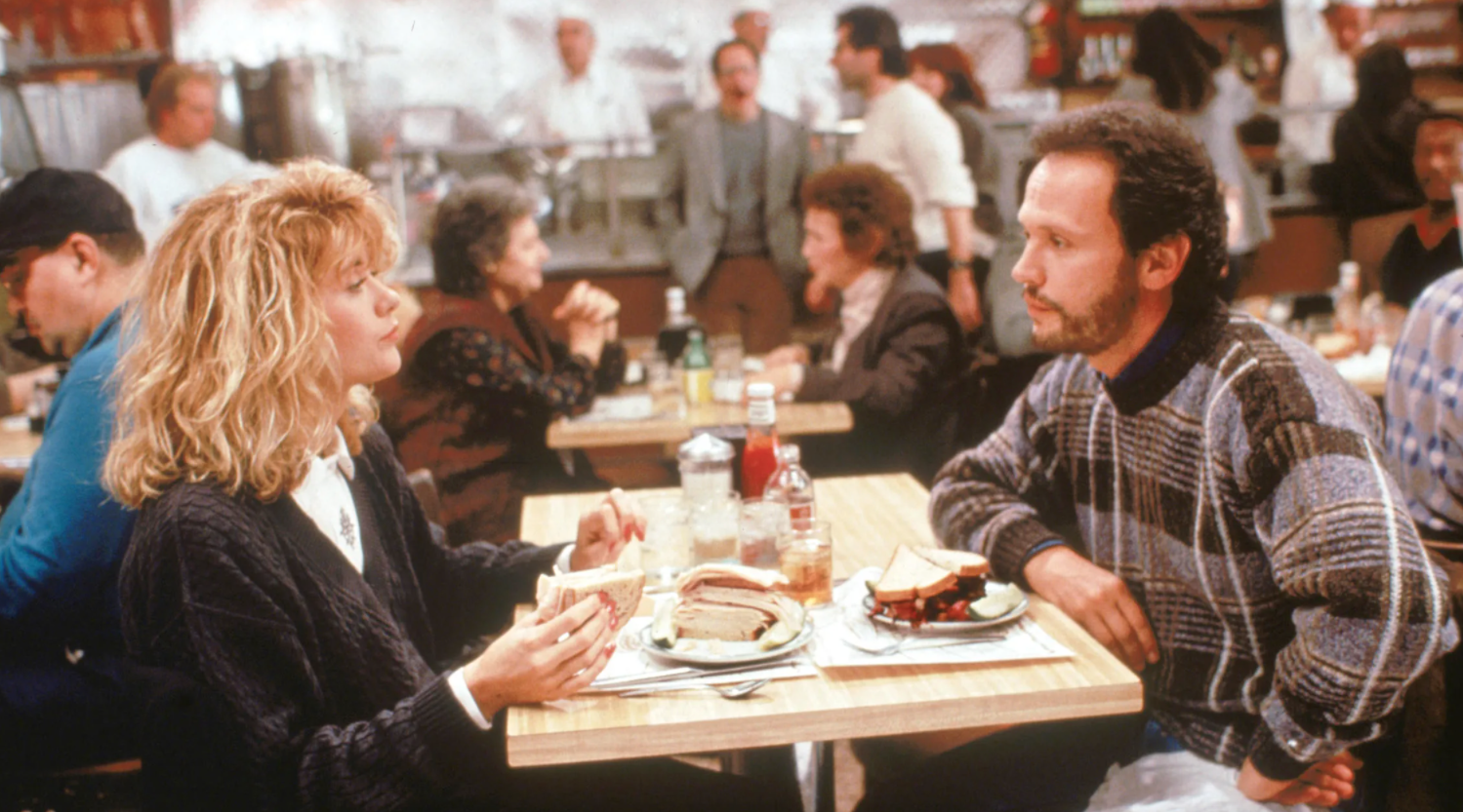 Screenshot 2021 07 27 at 13.38.28 10 Things You Didn't Know About When Harry Met Sally