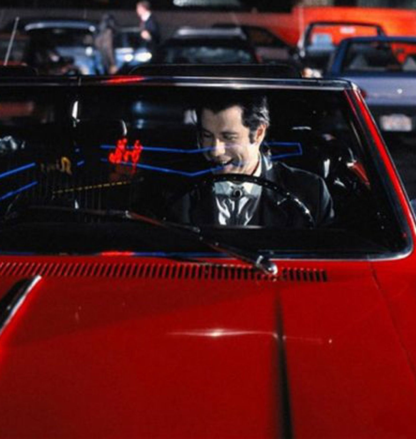 Tarantino Convertible 1 25 Things You Never Knew About Pulp Fiction