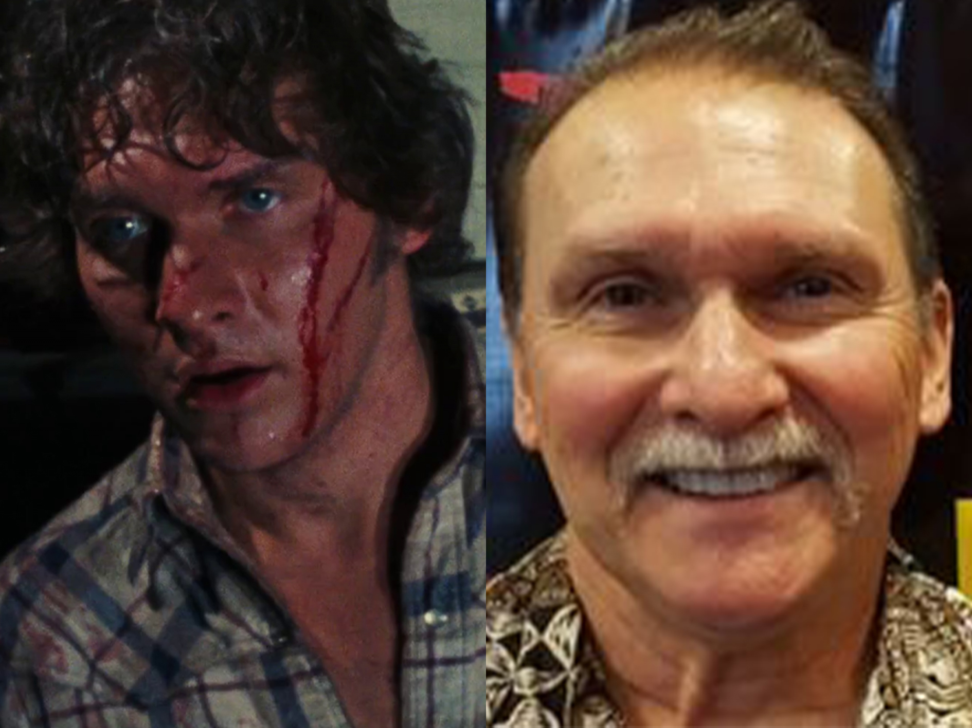 The Evil Dead Hal DelRich You Won't Believe What The Cast Of The Evil Dead Look Like Now!