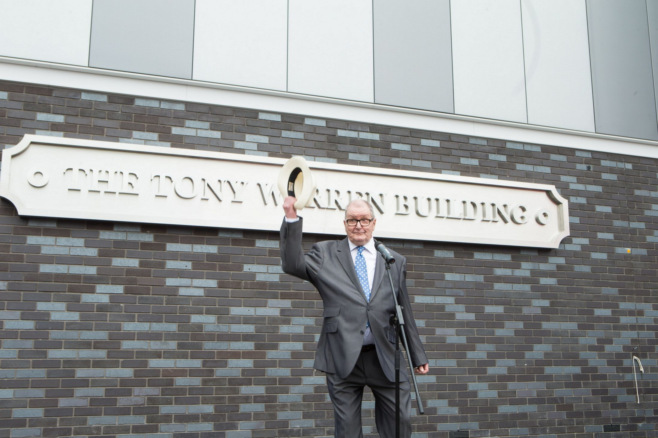 Tony Warren Building 20 Things You Never Knew About Coronation Street