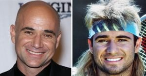 agassi 12 Celebrities Who Had Epic Hair In The 80s