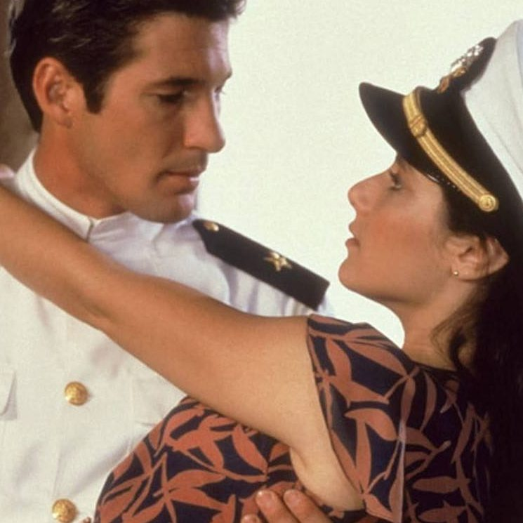 an officer and a gentleman e1601647359765 20 Things You Didn't Know About Richard Gere