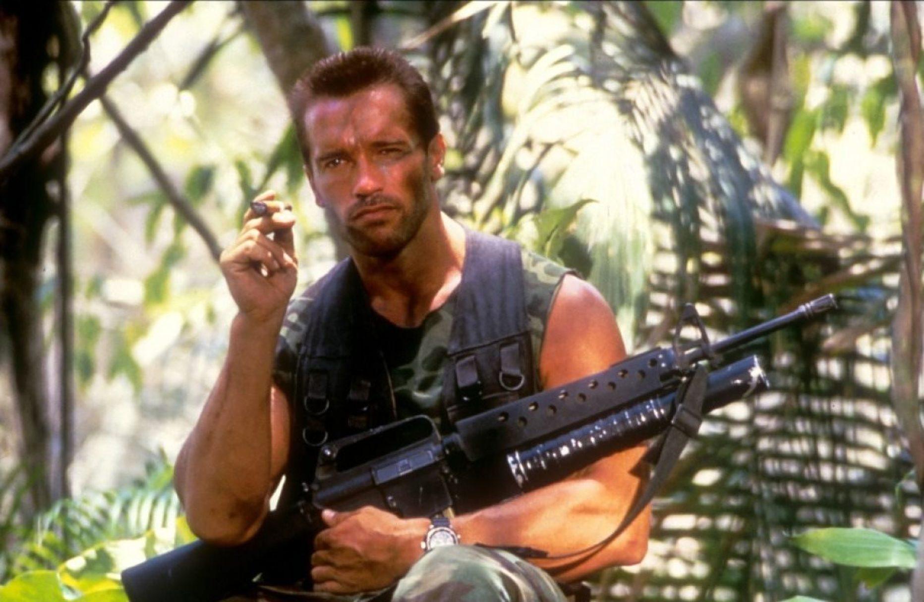 arnold schwarzenegger predator 10 Of The Biggest Marmite Films Of The 1980's