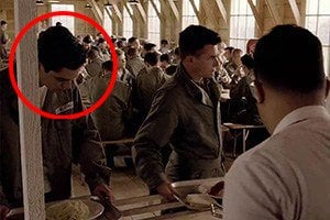Dominic Cooper as Allington in Band of Brothers