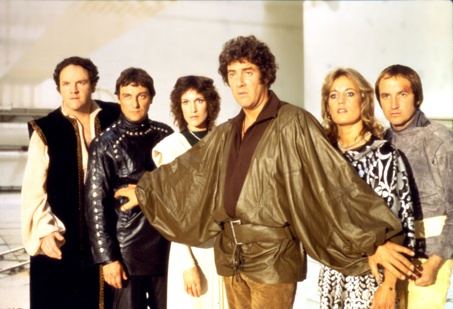 blakes 7 Blake's 7: 10 Things You Never Knew About The Classic Sci-Fi TV Show
