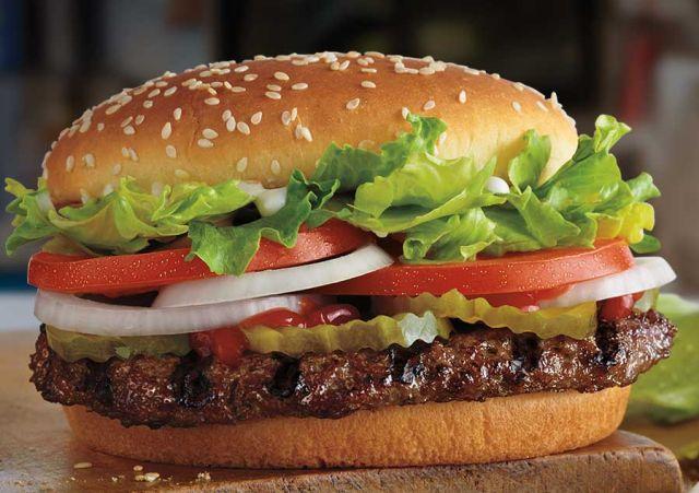 burger king whopper 15 Essential Fast Food Hacks To Beat The Establishment