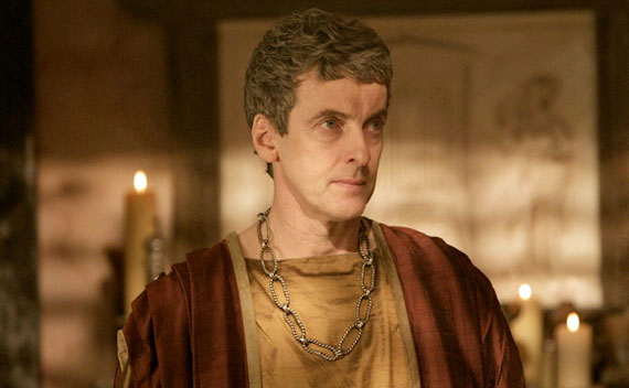 caecilius the fires of pompeii 18 Things You Never Knew About Doctor Who