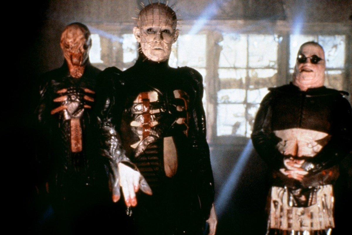 cenobites These 10 Frightening Facts About Hellraiser Will Tear Your Soul Apart