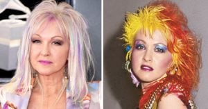 cyndi 12 Celebrities Who Had Epic Hair In The 80s