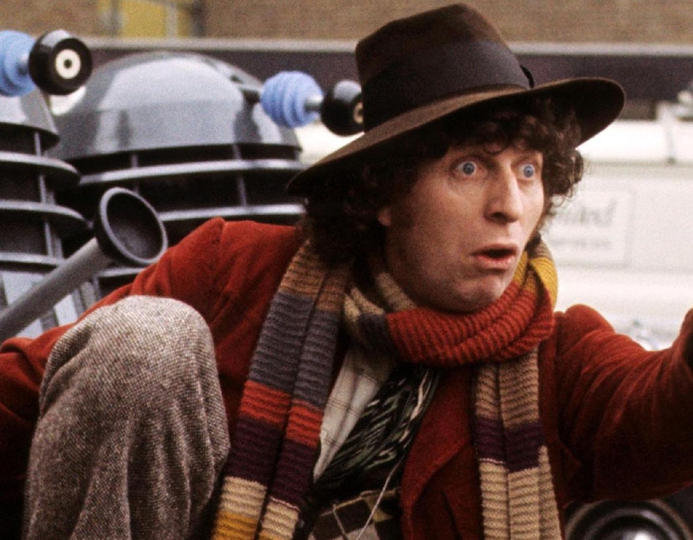 dalek fourth doctor tom baker who desktop 1920x1080 hd wallpaper 1198786 e1627471735121 Blake's 7: 10 Things You Never Knew About The Classic Sci-Fi TV Show