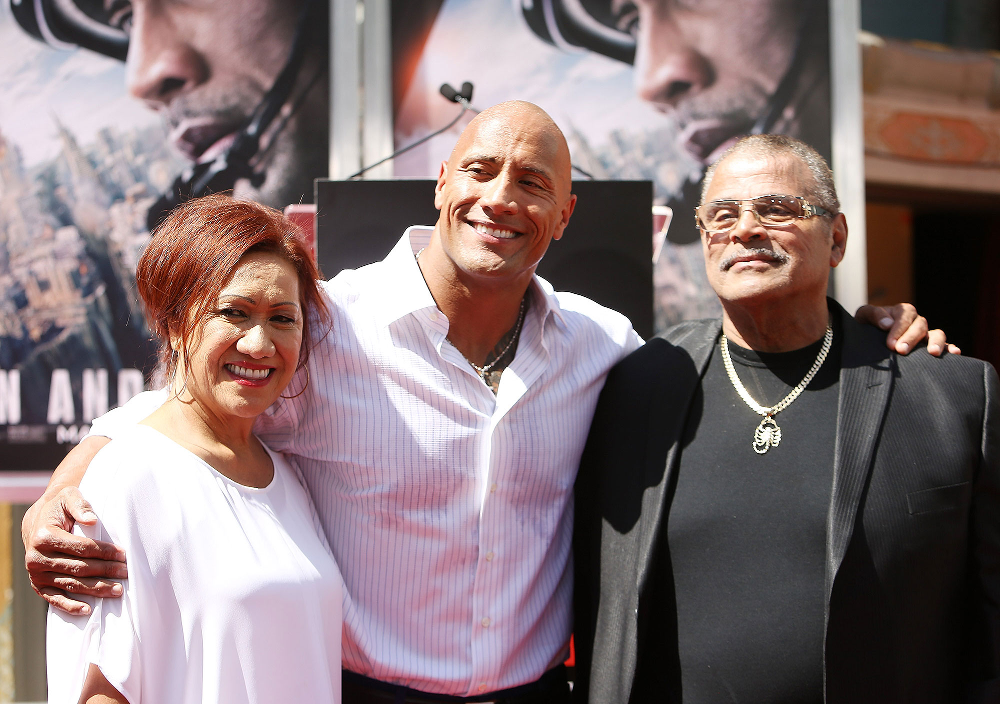dwayne johnson father 10 Things You Didn't Know About Dwayne 'The Rock' Johnson