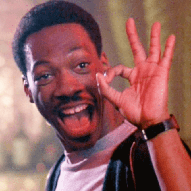 eddie murphy axel foley e1602598578610 10 Things You Probably Didn't Know About Whitney Houston