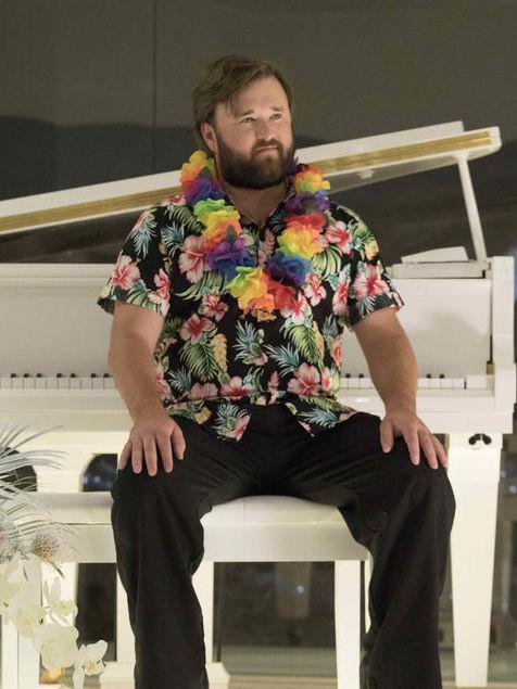 Haley Joel Osment as Dr. Stu Camillo in Future Man