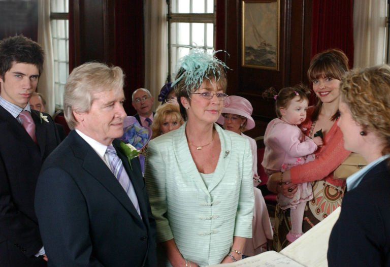gallery soaps corrie ken deirdre remarry 2005 20 Things You Never Knew About Coronation Street