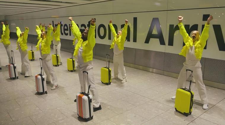 heathrow airport flash mob freddie mercury tribute 759 30 Things You Didn't Know About Freddie Mercury