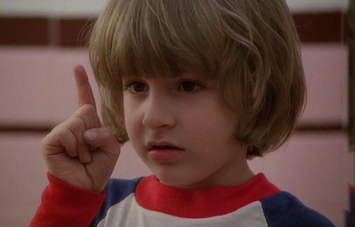 Danny Lloyd as Danny Torrance in The Shining 1980