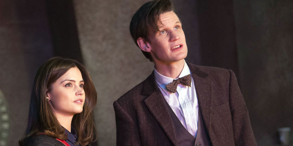 landscape 1475833650 matt smith jenna louise coleman doctor who 18 Things You Never Knew About Doctor Who