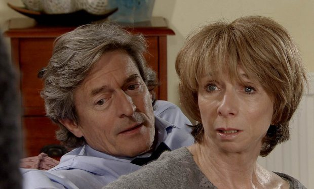 lewis and gail 20 Things You Never Knew About Coronation Street