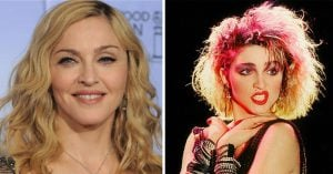 madonna 12 Celebrities Who Had Epic Hair In The 80s