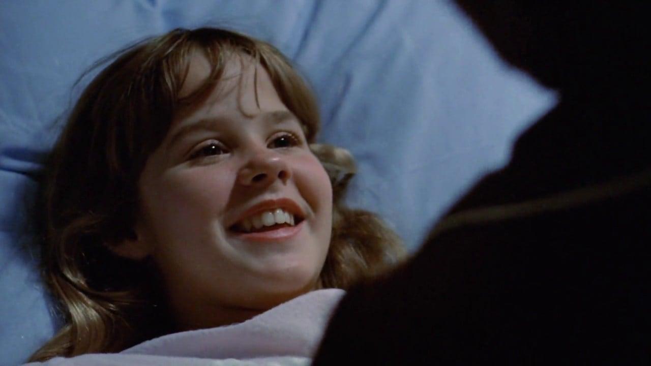 Linda Blair as Regan in The Exorcist 1973