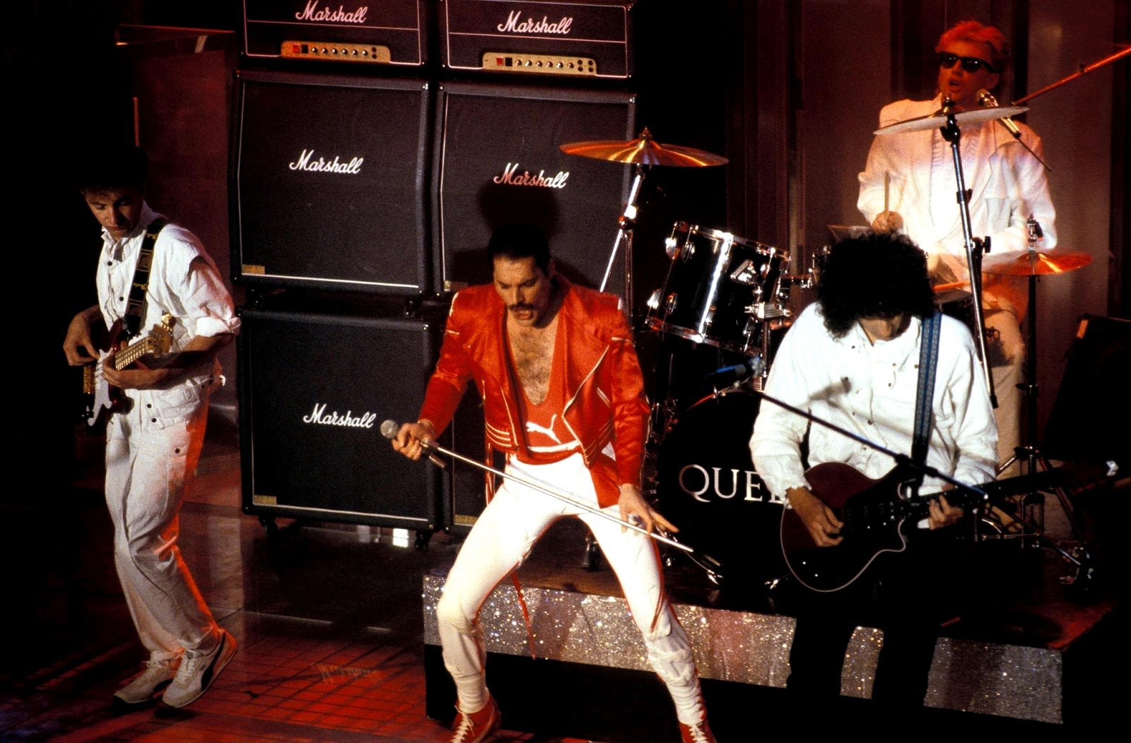montreux 1984 30 Things You Didn't Know About Freddie Mercury