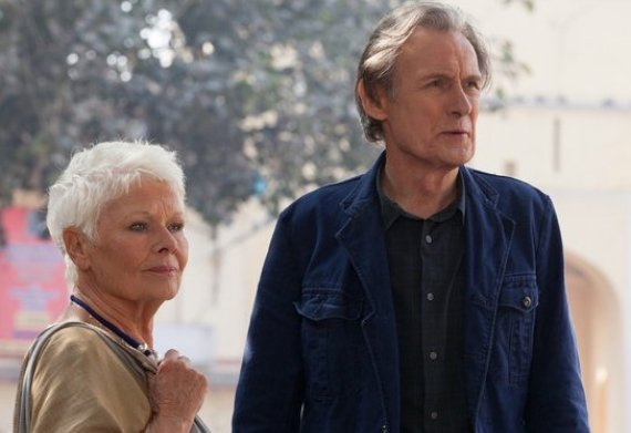 o SECOND BEST EXOTIC MARIGOLD HOTEL 570 1 18 Things You Never Knew About Doctor Who