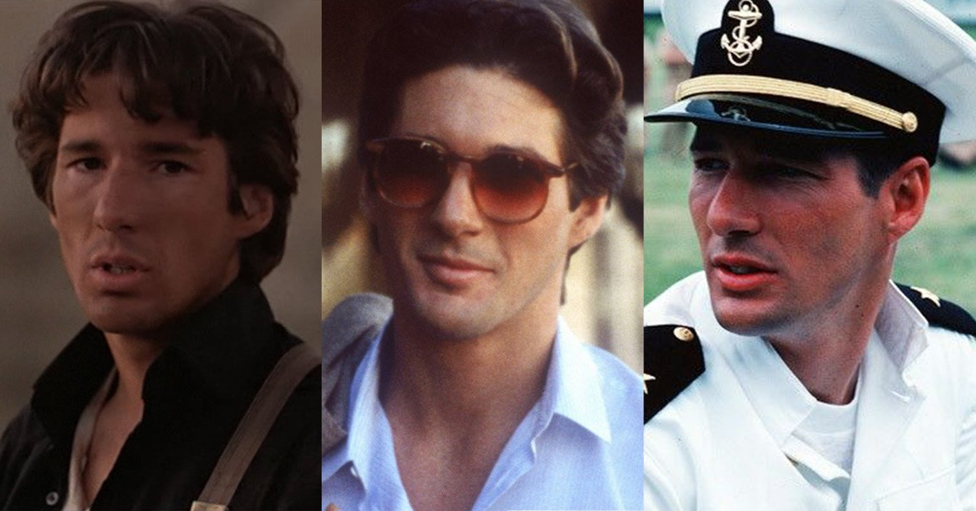 richard gere days of heaven gigolo officer gentleman 20 Things You Didn't Know About Richard Gere