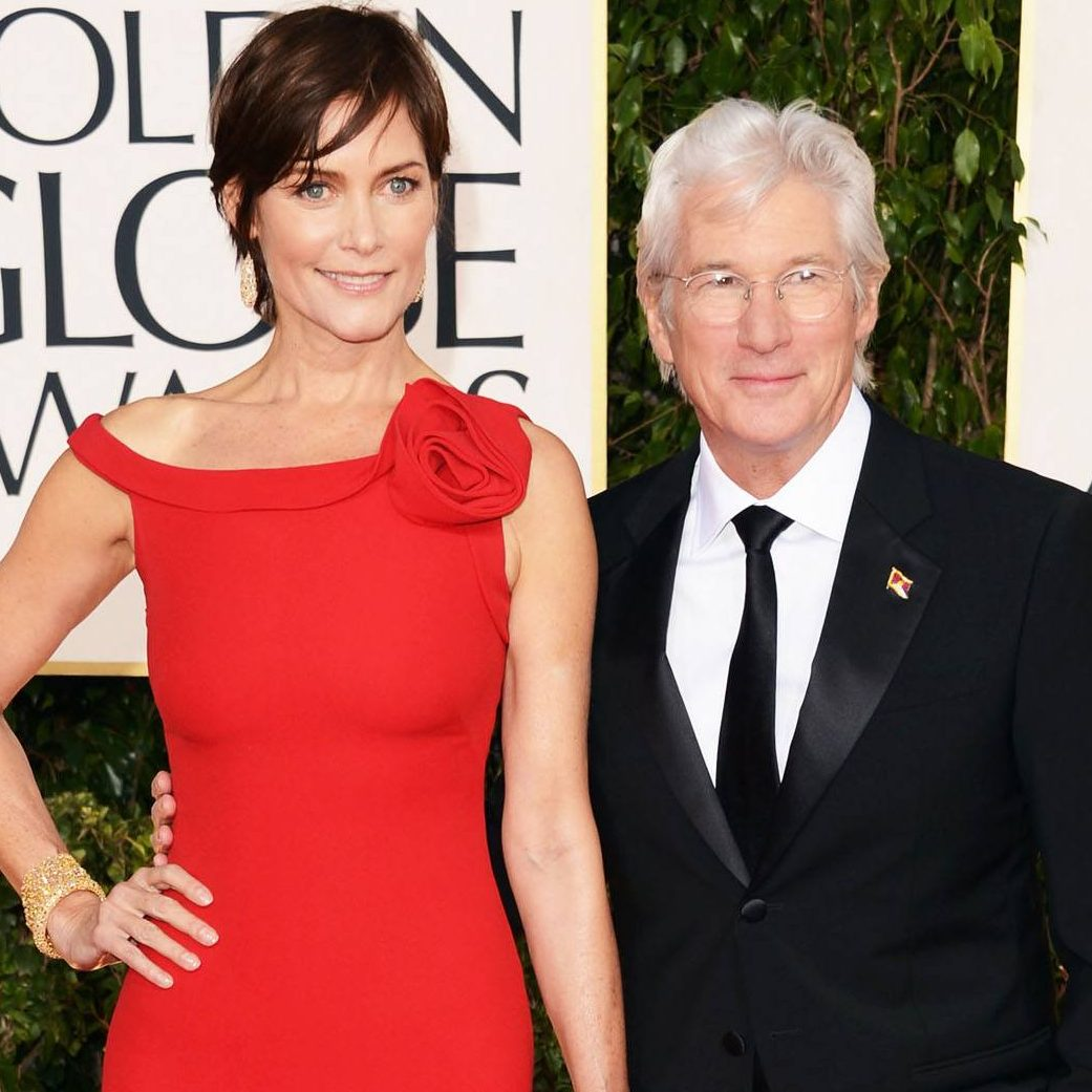 richard gere carey lowell e1601892547747 20 Things You Didn't Know About Richard Gere