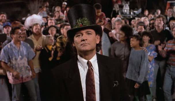 scrooged 10 Of The Biggest Marmite Films Of The 1980's