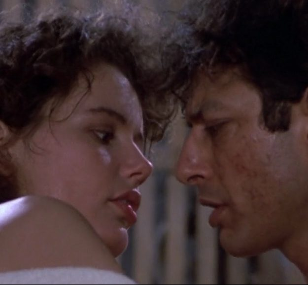 the fly 1986 jeff goldblum geena davis e1604417078443 20 Frightening Facts About The Fly