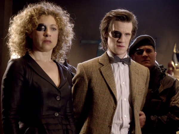 theweddingofriversong 18 Things You Never Knew About Doctor Who