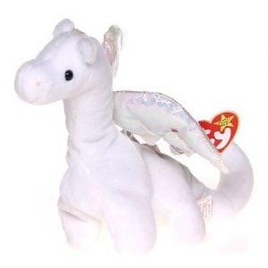Puff the magic dragon Beanie Baby