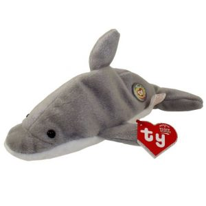 Flash the shark beanie
