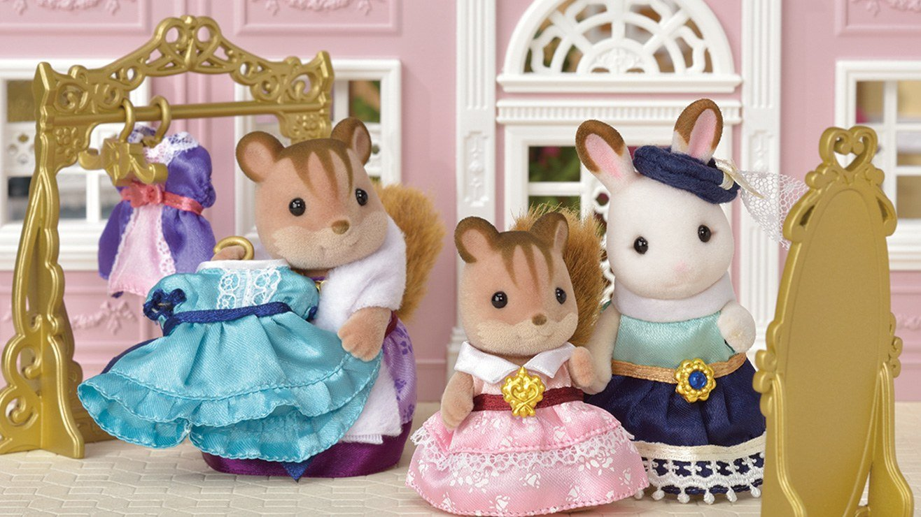 2 20 The Most Valuable 'Sylvanian Families' Toys