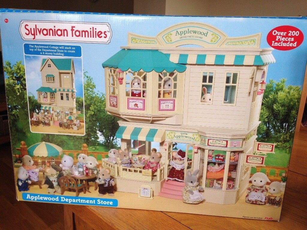 3 18 The Most Valuable 'Sylvanian Families' Toys